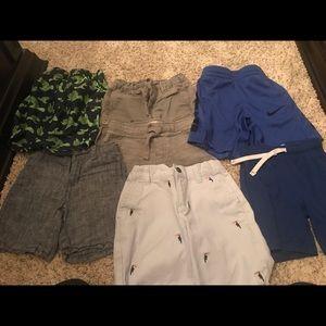 Boys shorts 3-6